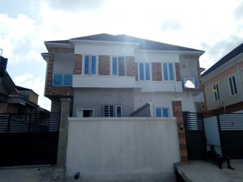 Newly Built 4 Bedroom Semi Detached Duplex with Domestic Staff Quarters, Osapa, Lekki, Lagos, Semi-detached Duplex for Rent