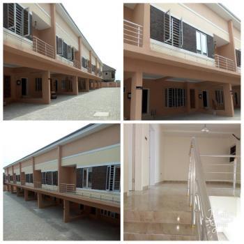 4 Bedroom Terrace Duplex, Orchid Hotel Road, Lafiaji, Lekki, Lagos, Terraced Duplex for Sale