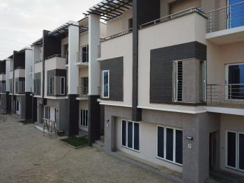 Brand New & Tastefully Finished 4 Bedroom Terrace Duplexes with 1 Room Bq Attached, Katampe Extension, Katampe, Abuja, Terraced Duplex for Sale