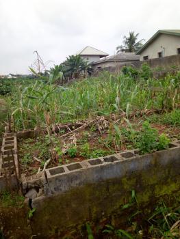 a Foundation Full Plot of Land, Off Odogunyan, Odogunyan, Ikorodu, Lagos, Residential Land for Sale