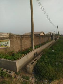 Two Plots of Land with 2 Bedroom Bungalow, Unity Estate, Abule Egun, Alagbole, Ifo, Ogun, Mixed-use Land for Sale