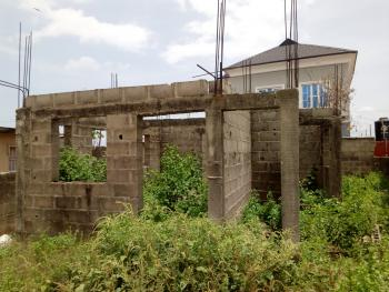 Extremely Cheap Property: Uncompleted 2 Bedroom at Decking Level, Ibeshe Titun Oke-ota, Off Ebute, Ibeshe, Ikorodu, Lagos, Detached Bungalow for Sale