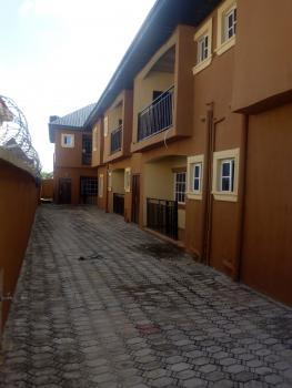 Clean 3 Bedroom Flat, Oakland Estate, Before Sangotedo, Ajah, Lagos, Mini Flat for Rent