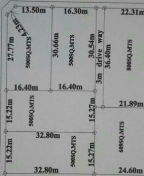 500sqm,  609sqm and 800sqm of Land, Ikeja Gra, Ikeja, Lagos, Residential Land for Sale