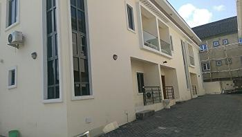 Newly Built Four Bedroom Terrace House with Bq, Osapa, Lekki, Lagos, Flat for Rent