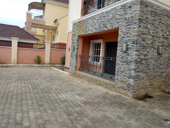 Very Spacious 3 Bedroom Serviced Apartment with Boys Quarters, Katampe Extension, Katampe, Abuja, Flat for Rent