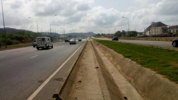 2700sqm, R of O,  Multi Functional,  Commercial Along Kubwa Express Highway Katempe Ext. Facing The Highway, Kubwa Highway Express, Katampe Extension, Katampe, Abuja, Mixed-use Land for Sale