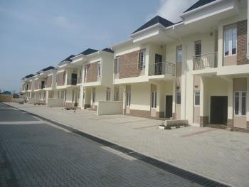 Luxury 4 Bedroom Semi Detached Duplex with Excellent Facilities, Mobil, Lekki Phase 2, Lekki, Lagos, Semi-detached Duplex for Sale
