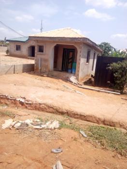 a Mini Flat on Half Plot with 2 Toilets/1 Bathroom, Brent Field Estate, Oke Afa, Off Lagos/ Ibadan Express Way, Magboro, Ogun, Mini Flat for Sale