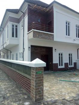 4 Bedroom Semi Detached Duplex, with Bq at N36 Million. in a Serviced Estate with Option of 6 Months Installment Plan, at Ikota, By Chevron, Lekki, Ikota Villa Estate, Lekki, Lagos, Semi-detached Duplex for Sale