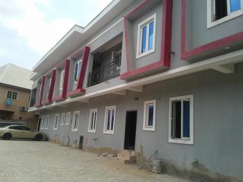 (brand New) 2 Units of 4 Bedroom Terrace Duplex, Gra, Magodo, Lagos, Terraced Duplex for Rent