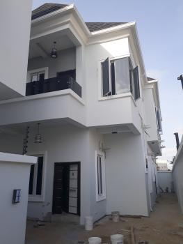 Brand New Luxuriously Finished 4 Semi Detached House with B/q, Chevron Alternative Road, Lekki, Lagos, Semi-detached Duplex for Sale