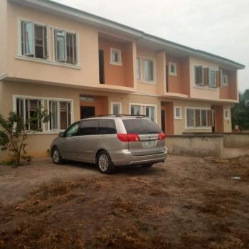 Wow Offer - 2 Bedroom Terraced Duplex, Wealthland Green Estate, Lakowe, Ibeju Lekki, Lagos, Terraced Duplex for Sale