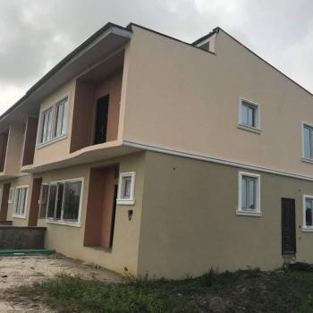 for Sale! Terraced Duplex (4 Bedroom), Wealthland Green Estate, Lakowe, Ibeju Lekki, Lagos, Terraced Duplex for Sale