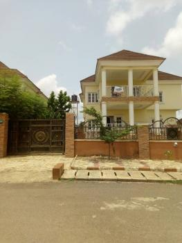 a Luxury 4 Bedroom Duplex with Necessary Facilities, Apo, Abuja, Detached Duplex for Sale