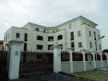 Luxury 3 Bedroom Flat with a Room Boys Quarters, Lekki County Road, Ikota Villa Estate, Lekki, Lagos, Flat for Rent