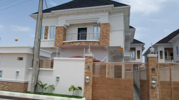 Massive, Brand New and Exquisitely Finished 5 Bedroom Fully Detached House with Boys Quarters, Chevron, Lekki, Lagos, Detached Duplex for Sale