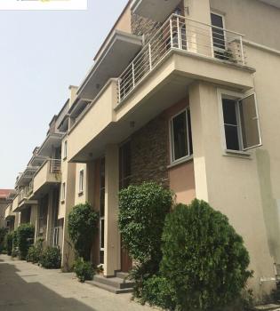 Lovely 4 Bedroom  Townhouse Duplex, Oniru, Victoria Island (vi), Lagos, Terraced Duplex for Rent