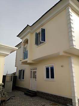 Lovely 4 Bedroom Semi Detached Duplex Letting Below Market Rate Take Advantage, Thera Anex, Sangotedo, Ajah, Lagos, Semi-detached Duplex for Rent