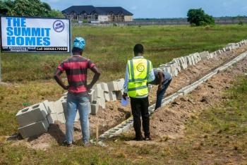 Land for Sale at Sangotedo, Off Monastery Road, Behind Shoprite, Ajah, Summit Homes, Off Monastery Road, Behind Shoprite, Sangotedo, Ajah, Lagos, Mixed-use Land for Sale