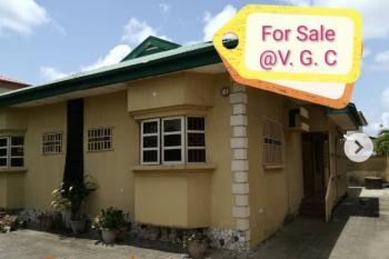 4 Bedroom Detached Bungalow on a Plot of Land, Vgc, Lekki, Lagos, Detached Bungalow for Sale