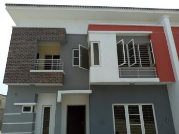 Brand New and Elegantly Finished 4 Bedroom Semi-detached Duplex with Boys Quarters in a Secured Estate, Jenesis Colony, Graceland Estate, Ajah, Lagos, Semi-detached Duplex for Sale