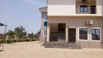 Luxury and Tastefully Serviced 2 Bedroom Flat, Ac, Bq,spacious Apartment 24/7 Services, on a Tarred Road, By Next Cash & Carry Way, Kado, Abuja, Flat for Rent