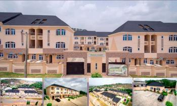 Sales Bonanza  : Newly Built & Fully Serviced  4 Bedroom Luxury Duplex with a Bq, By Stella Maris College, Life Camp, Gwarinpa, Abuja, Terraced Duplex for Sale