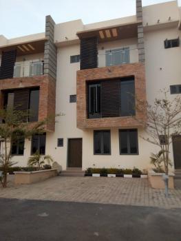 4 Bedroom Terraced Duplex, Guzape Hills, Guzape District, Abuja, Terraced Duplex for Sale