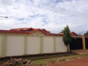 a Six Bedroom Semi Detached Duplex with All Necessary Facilities, Ijapo Estate, Akure, Ondo, Semi-detached Duplex for Sale