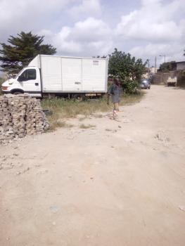 2350 Square Meter Open Fenced Land, Near Otedola/ Brook Estate, on Cmd Road, Phase 2, Gra, Magodo, Lagos, Commercial Land for Sale