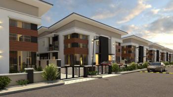 a Trailblazing Ultra-modern 4 Bedroom Semi-detached House in The Serene and Calm Ogudu Gra, Phase 2, Gra, Ogudu, Lagos, Semi-detached Duplex for Sale