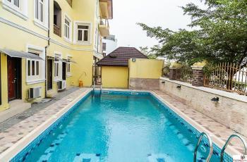 Luxury 3 Bedroom Fully Furnished Terrace, Residential Area, Banana Island, Ikoyi, Lagos, Terraced Duplex Short Let