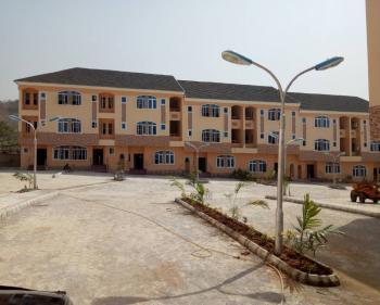 Luxury 4 Bedroom Executive Terraced Duplex with 1 Room Bq, Plot 719, By High Court, Near Stella Marris School, Life Camp, Gwarinpa, Abuja, Terraced Duplex for Sale