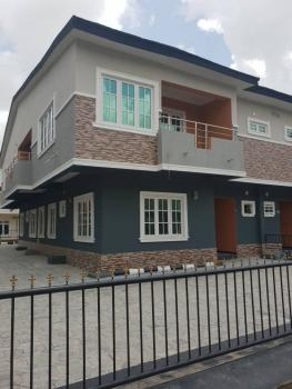 4 Bedroom Semi Detached with Bq, Chevron Drive, Lekki, Lagos, Semi-detached Duplex for Rent