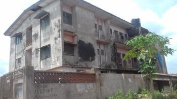 Block of 6, 3 Bedroom Flats, 123 Bonojo Street, Ijebu Ode, Ogun, Block of Flats for Sale