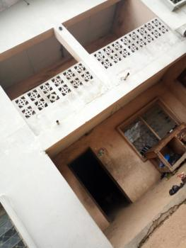 a Tenement Storey Building of 8 Spacious Rooms  at Ikeja., Anifowoshe , Ikeja, Oba Akran, Ikeja, Lagos, Block of Flats for Sale