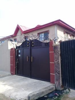 Block of 3 Bedroom Flat Plus Bq, Ajoke Okunsanya, Okota, Isolo, Lagos, Flat for Sale