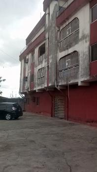 2 Story Building with 5 Nos 3 Bedroom Flats and 6 Bedroom Penthouse, Off Olatunde Onimole Road, Behind Rita Lori Hotel, Off Babs Animasaun Street, Aguda, Surulere, Lagos, Block of Flats for Sale