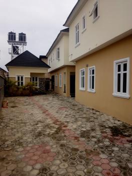 Clean 2 Bedroom Terrace Duplex, Theraness Estate, Before Shop Rite, Sangotedo, Ajah, Lagos, Terraced Duplex for Rent