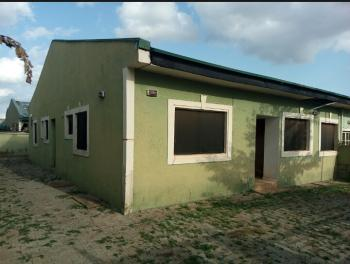 a Fairly Maintained 3 Bedroom Bungalow, Sunnyvale Estate, Dakwo, Abuja, Semi-detached Bungalow for Rent