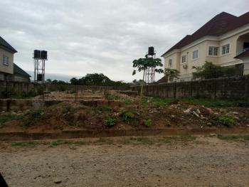Estate Plot with Foundation, Lingo Estate, Behind Efab Estate, 10 Minutes Drive From The Lokogoma Junction (untarred But Motor-able Access), Lokogoma District, Abuja, Residential Land for Sale