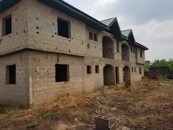 Distressed Sale:  an Uncompleted 4 Blocks of 3 Bedroom Flat Each at 80% Completion Fully Fenced and Gated, Rasak Taiwo Street, Off Igbe Road, Igbogbo, Ikorodu, Lagos, Block of Flats for Sale