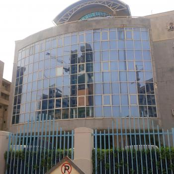 Fully Serviced Luxury Built Corporate Office Complex with Lift Service, Off Ahmadu Bello, Near Federal Secretariat, By Foreign Affairs Ministry, Central Business District, Abuja, Office Space for Rent