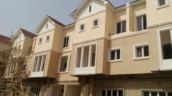 House Type: 4 + 1 Rooms Terrence Apartments, Katampe Extension, Katampe, Abuja, Terraced Duplex for Sale