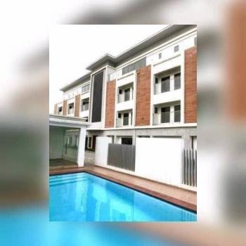 Luxury New 4 Bedroom Terraced Duplex, Osborne, Ikoyi, Lagos, Terraced Duplex for Sale