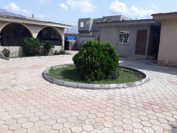 Beautiful 4 Bedroom Bungalow with Bq, Besides Fagbile Phase 3 Estate, Isolo - Ijegun., Ijegun, Ikotun, Lagos, Detached Bungalow for Sale