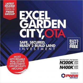 Buy 5 and Get 1 Free at Ota Ogun, Atan Ota, Ado-odo/ota, Ogun, Residential Land for Sale