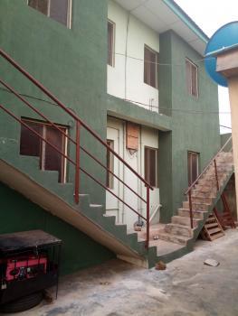 Room Self Con, Ibukunolu Street, Akoka, Yaba, Lagos, Self Contained (single Room) for Rent