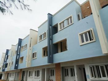 24/7 Serviced Estate of 4 Bedrooms En-suite Terrace Duplex with Bq, By Chevron Toll Gate Before Orchid Hotel, Lekki Expressway, Lekki, Lagos, Terraced Duplex for Rent